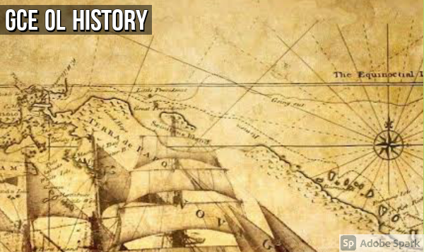 Modern World History OL: 1848 - Present
