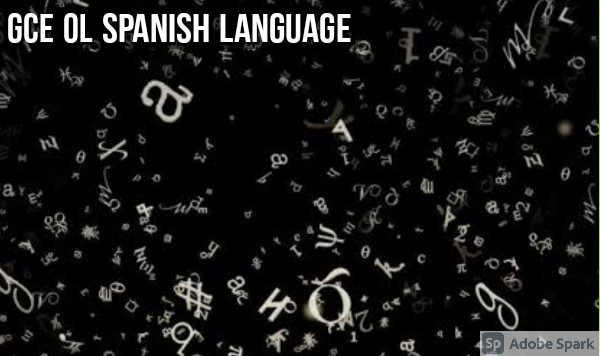 Spanish First Year Learning