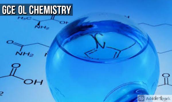 Chemistry: GCE OL Mock Exams