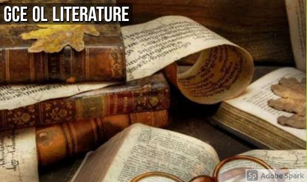 Literature: GCE OL Mock Exams